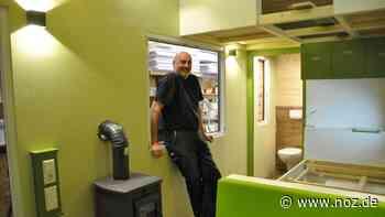 Hersteller von Tiny Houses in Bramsche klagt über Materialmangel - NOZ