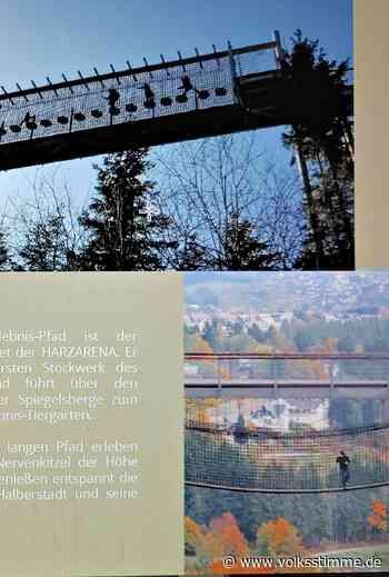 Halberstadt: Vision vom Erlebnispark Harzarena - Volksstimme