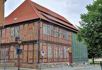 Grudenberg 7 in Halberstadt vor Verfall gerettet - Volksstimme