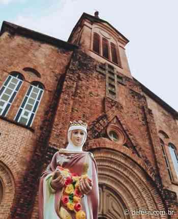 Católicos iniciam festividades da Padroeira do Centro de Paulista, Rainha Santa Isabel de Portugal - Defesa - Agência de Notícias
