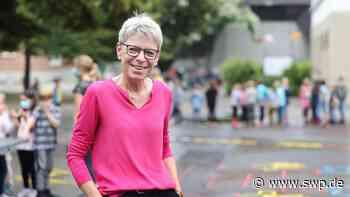 Sieben-Keltern-Schule Metzingen: Die Rektorin verabschiedet sich nach acht intensiven Jahren - SWP
