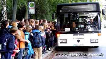 Risiko einer Corona-Infektion: BG fragt nach zusätzlichen Bussen im Winter - soester-anzeiger.de