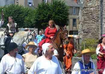 Ancenis-Saint-Géréon. La fête médiévale est de retour au château - maville.com