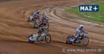Speedway in Wittstock mit den MSC Wölfe - Märkische Allgemeine Zeitung