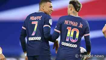 """Darum wäre Mbappe und Neymar coachen für van Gaal """"kompliziert"""" - fussball.news"""