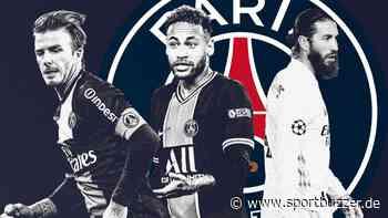 Beckham, Neymar, Ramos & Co.: Die zehn spektakulärsten Transfers von Paris Saint-Germain - Sportbuzzer