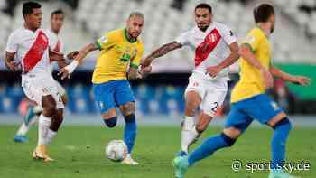 Fußball News: Neymar steht mit Brasilien im Finale der Copa America - Sky Sport