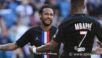 Ronaldinho schwärmt von PSG-Duo Neymar und Kylian Mbappe - SPOX