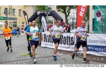 835 glückliche Finisher in Salzkotten - Runnersworld.de