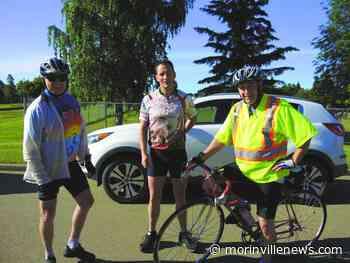 Tour de l'Alberta moves to Beaumont – Morinville News – Morinville Online - MorinvilleNews.com
