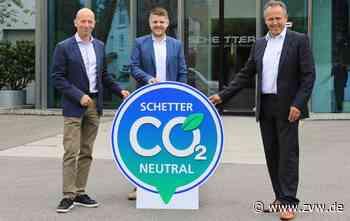 Kernen: Firma Schetter will langfristig CO2-neutral und Vorreiter in der Region sein - Kernen - Zeitungsverlag Waiblingen - Zeitungsverlag Waiblingen