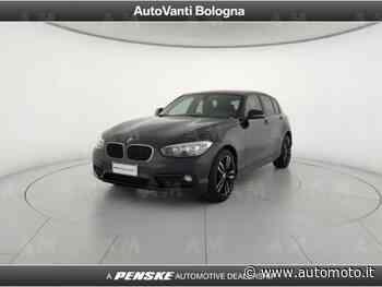 Vendo BMW Serie 1 116d 5p. Business usata a Casalecchio di Reno, Bologna (codice 9302723) - Automoto.it