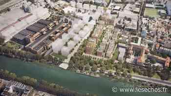 Le chantier du village olympique démarre à Saint-Ouen - Les Échos