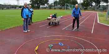 MLZ+ Sportabzeichen und Behinderung? In Gronau ist das kein Widerspruch - Münsterland Zeitung