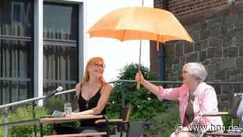 Literarischer Frühling: 400 Gäste kamen zu Andrea Sawatzki nach Frankenberg - HNA.de