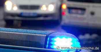 Hoher Schaden bei Unfall zwischen Auto und Transporter - Schwäbische