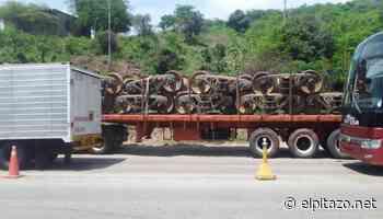 Anaco | Diputado González denuncia que desvalijan el Ferrocarril Tinaco para venderlo como chatarra - El Pitazo