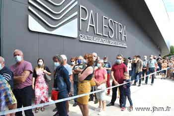 A Chaumont, Palestra part à la conquête du public pour des loisirs aquatiques, du sport et des spectacles - le Journal de la Haute-Marne
