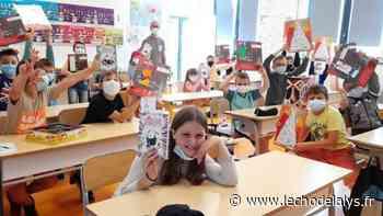 Les écoliers d'Aire-sur-la-Lys et Mametz félicités pour leur année scolaire - L'Écho de la Lys