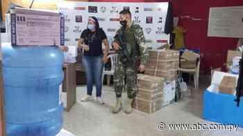 Fernando de la Mora recibió 6.000 dosis de Pfizer para vacunar el lunes - Nacionales - ABC Color