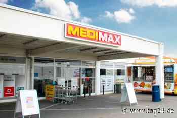 In Merseburg hat MEDIMAX ab Montag (12.7.) geniale Angebote zur Wiedereröffnung - TAG24