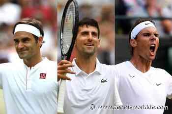 """Novak Djokovic: """"Ich hoffe, dass Roger Federer, Rafael Nadal und ich..."""" - Tennis World DE"""