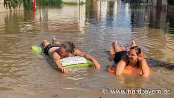 Im unteren Aischgrund ist die Hochwasserlage noch beherrschbar - Nordbayern.de