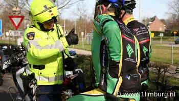 Opnieuw controle op hinderlijke wielrenners in Heuvelland - 1Limburg | Nieuws en sport uit Limburg