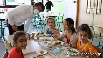Le Chesnay-Rocquencourt : «C'était trop bon, surtout la tarte au caramel»... Un chef étoilé à la cantine ! - Le Parisien