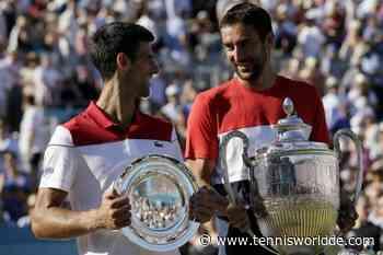 Queen's 2018: Novak Djokovic verschwendet Matchball gegen Marin Cilic - Tennis World DE