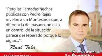 El espía desorientado, por Raúl Tola - LaRepública.pe