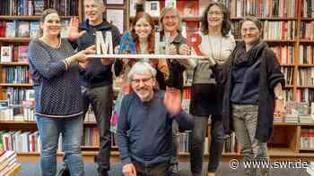 Langenau: Buchhandlung Mahr mit Buchhandlungspreis ausgezeichnet - SWR