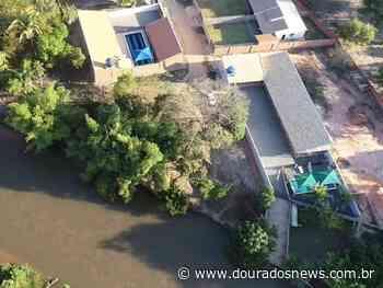 Empresário é autuado por obras ilegais à margem do rio Taquari - Dourados News