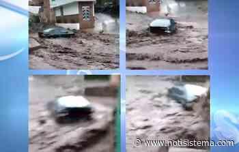 Jamay, uno de los municipios que resintió con más fuerza la tormenta de ayer - Notisistema