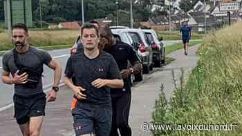 Un ministre en plein jogging entre Boulogne et Wimereux ce dimanche matin - La Voix du Nord