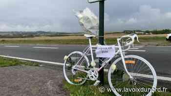 À Wimereux, des hommages touchants au cycliste et au motard décédés mercredi soir - La Voix du Nord