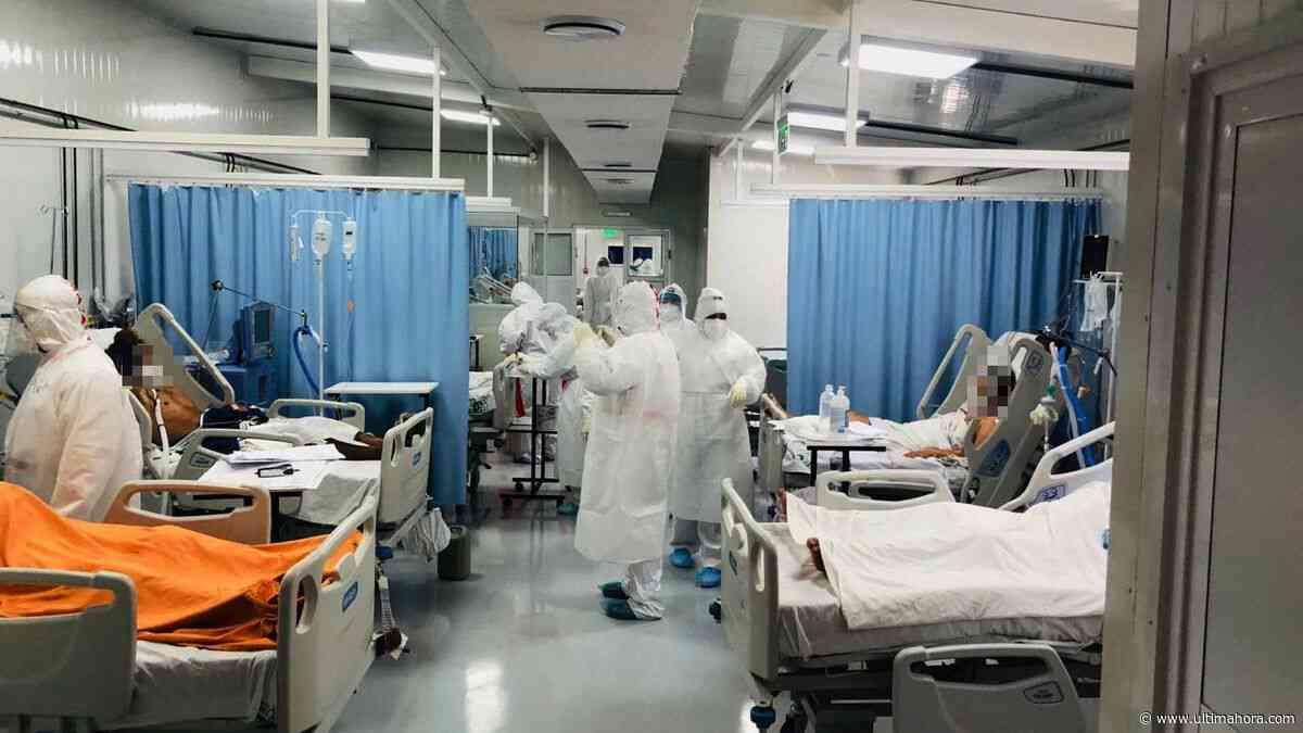 Hospitales de Ingavi e Itauguá al límite en UTI - ÚltimaHora.com