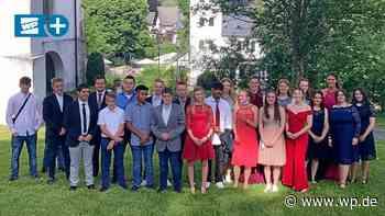 Abschluss 2021: Die Absolventen der Hauptschule Eslohe - WP News
