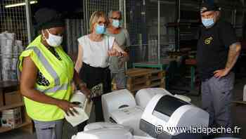 Balma : mairie et Glanerie, action recyclage - ladepeche.fr