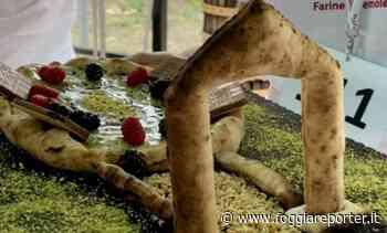 L'Anfiteatro di Lucera riprodotto in una pizza: la geniale idea di Nicola La Rotonna - Foggia Reporter - Foggia Reporter