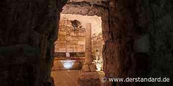 Prächtiges Gebäude aus der Zeit des Zweiten Tempels in Jerusalem entdeckt - DER STANDARD