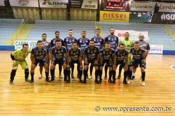 Futsal: equipes de Santa Helena têm jogos importantes neste sábado - O Presente
