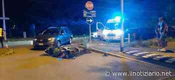 Paderno Dugnano, incidente tra un'auto e una moto in Comasina: paura per un motociclista - Il Notiziario - Il Notiziario