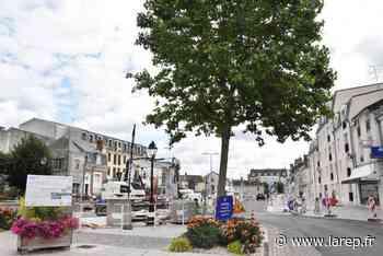 Où en sont les travaux dans le centre-ville de Montargis ? - La République du Centre