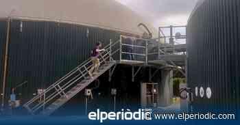 Garcia visita la planta de biogás de Catí - elperiodic.com