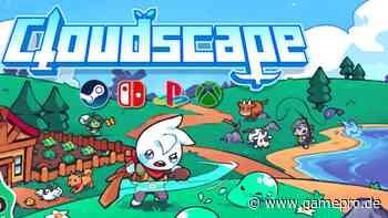 Cloudscape ist wie Stardew Valley, nur mit mehr Kämpfen und Survival - GamePro