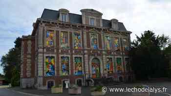 Deux nouvelles fresques sont apparues sur des bâtiments de Lillers - L'Écho de la Lys