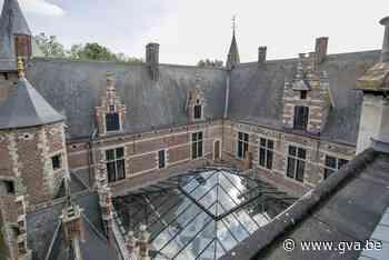 Op bezoek bij kasteel Cleydael in Aartselaar: een vierkante burcht met opvallende torens - Gazet van Antwerpen
