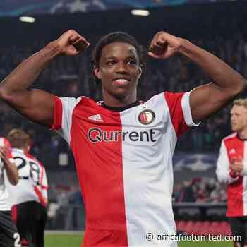 Mercato : Feyenoord ralentit le transfert de Tyrell Malacia à Bruges - AFRICA FOOT UNITED