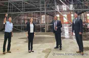 """Glasschleif Marktredwitz - """"Die Boom-City braucht eine Stadthalle"""" - Frankenpost"""